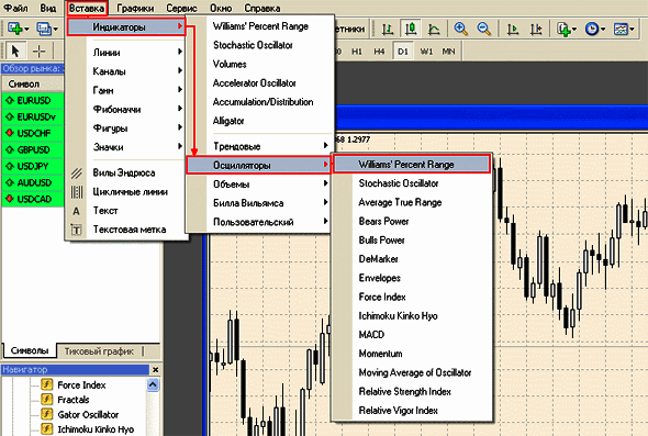 Советник forex magic range