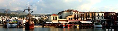580_Rethymno-Panorama-Port